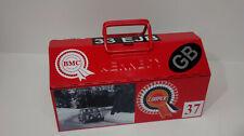 classic mini montecarlo barn-totemetal toolbox gr8gift  free p&p recreation-red