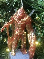2020 Molten Man Villain Spider-Man Christmas Tree Ornament Spiderman New