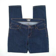 Old Navy - 'The Flirt Skinny' Blue Stretch Denim Jeans Women's Size US6 AU10 W30