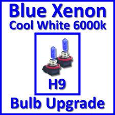 Day White 4300K Xenon Headlight Bulbs Main Dip Beam or Fog H9 65W x2