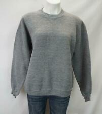 VTG Russell Athletic Crew Neck Sweatshirt Made in USA Gray Women's XL