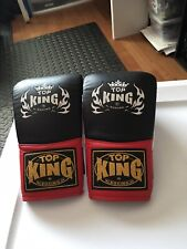 Top King Boxing Gloves Small