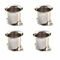 4 X New Velocity Stacks Air Horn Pipe Trumpet Slides For Weber 40/44/48 IDF
