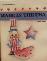 VINTAGE 1991 MADE IN THE USA DECORATIVE TOLE PAINTING PATTERNS & INSTRUCTIONS