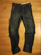 NEUF G-STAR RAW Jeans système Slacks loose Fuselé w31/l34 rider wash