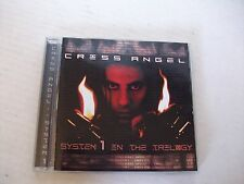 CRISS ANGEL SYSTEM 1 IN THE TRIOLOGY  CD, RARE