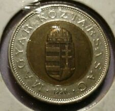 1996 Hungary 100 Forint Bi-Metal Coin