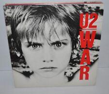 U2: War LP Record Island ISL-67 Canada