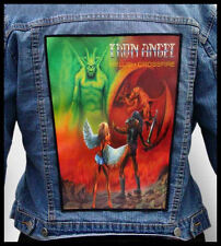 IRON ANGEL - Hellish Crossfire --- Giant Backpatch Back Patch