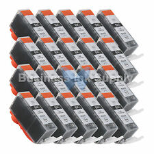 20 PGI-225 BLACK Ink for Canon Printer PIXMA MX712 MX882 MX892 iP4820 PGI-225BK