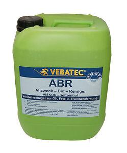 (19,52€/l) Vebatec ABR Allzweck Bio Reiniger 10 l