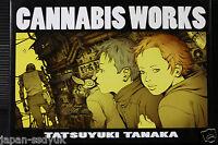 JAPAN Tatsuyuki Tanaka Cannabis Works (Linda cube etc.) Art Book