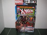 Marvel Universe Comic Packs Colossus and Juggernaut