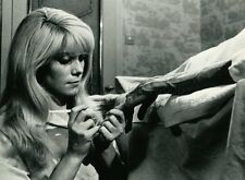 CATHERINE DENEUVE  REPULSION 1965 ROMAN POLANSKI  VINTAGE PHOTO