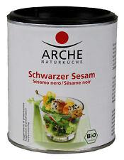 Bio  Schwarzer Sesam, 125 g NEU & OVP von Arche