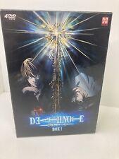Death Note Anime DVD Box 1 complete 2014 Kaze Anime