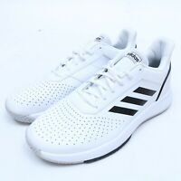 Adidas F36718 Courtsmash Athletic Tennis Shoes Size 11.5