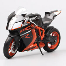 1:10 Scale Super Bike Diecasts Toy Moto Models Welly Motorcycle Ktm 1190 Rc8 R