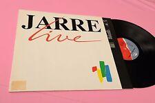 JEAN MICHEL JARRE LP LIVE ORIG GERMANY 1989 NM !!!!!!!!!!!!!!!!!!!