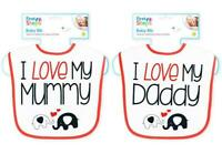 MAM I Love Mummy Daddy sucettes 0-6 Mois Pack De 2 Fast /& FREE UK Stock