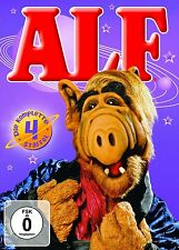 ALF, Staffel 4 (Max Wright, Anne Schedeen) 4 DVDs NEU