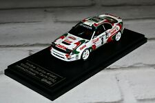 HPI 8017 1/43 Toyota Celica Turbo 4WD Rallye Monte Carlo 1993 Auriol RARE