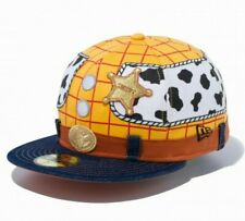 NEW ERA × TOY STORY 4 Collaboration Woody Disney Pixar 59FIFTY Cap Hat Fitted JP