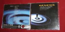 GENESIS ~ CALLING ALL STATIONS  2007 US PROMO CD/DVD RHINO
