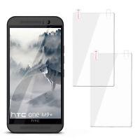 HD Protecteur D'Écran pour HTC One M9 Plus Film de Transparent Neuf D' Écran