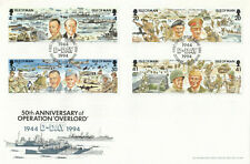 (56189) GB Isle of Man FDC D-Day Operation Overlord 1994