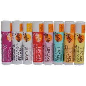 Malibu Lipcare SPF30 Moisturising UVA/UVB Lip Sunscreen Protection Balm FREEPOST