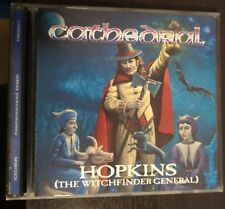 Cathedral ‎– Hopkins (The Witchfinder General) Cd Promo 1996 Mint no barcode