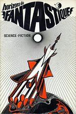 Horizons du Fantastique N°13 - Ackerman/King Kong/Tarzan - novembre 1970