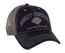 Mützen und Caps mit Harley Motiv