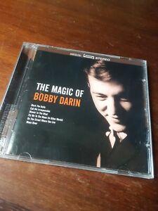 BOBBY DARIN - The Magic Of / Best Of CD 2006 EMI