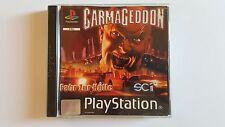 CARMAGEDDON / jeu Playstation 1 - PS one / complet /  PAL
