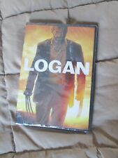 Logan (DVD 2017) Action, Drama, Science Fiction New, Factory Sealed