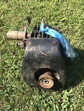 Rare Briggs & Stratton Model Wmb kick start Gas Engine Motor