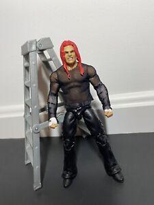 WWE Elite Custom Jeff Hardy Boyz Wrestlemania Mattel   TLC Tag Team Edge