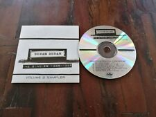 Duran Duran - The Singles 1986-1995 Vol 2 Sampler Capital CD-r Promo Mint Rare