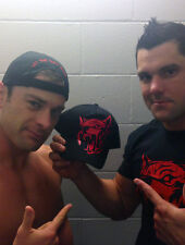 "Official Tna Impact Wrestling The Wolves - ""Let The Hunt Begin"" Baseball Cap"