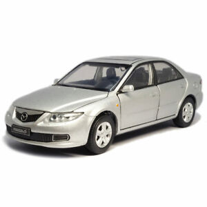 Classic 1:32 Mazda 6 2008 Model Car Alloy Diecast Toy Vehicle Collection Gift