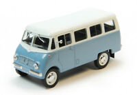 NYSA N-59M Polish Minibus Commercial Vehicle Blue 1:43 Scale Diecast Model Car