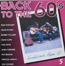 BACK TO THE 60'S - VOLUME 5  - CD