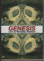 DVD Genesis – Live At Wembley Stadium Italy  Sealed