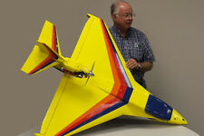"""""""North Star"""" 44 inch Wing Span  Anphibian Sport  Delta RC Model AIrplane Plans"""