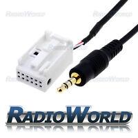 Peugeot / Citroen RD4 Aux Input Adaptor Audio Interface Converter