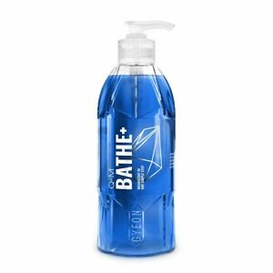 Gyeon Q2M Bathe PLUS Shampoo 400ml - Adds a Sealant and Protects as it Washes