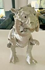 Star Wars Tauntaun Beast With Leg And Head Arm Articulation Action 2003 Hasbro