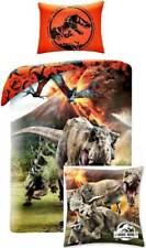 Jurassic World Bettwäsche Kuschelkissen Dino Wendebettwäsche Dekokissen T-Rex